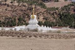 Kein Tal, kein Berg ohne einen Tempel