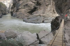 Dem Fluss ganz nah